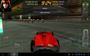 Carmageddon interface