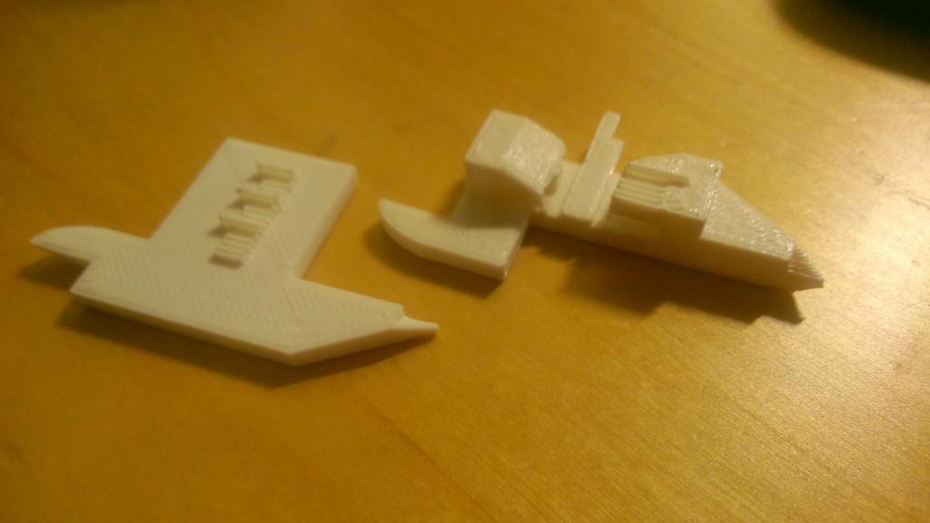 Caliper test print 1